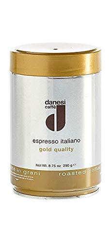 Danesi Caffe Danesi ORO gemahlen 4 x 250g Dose
