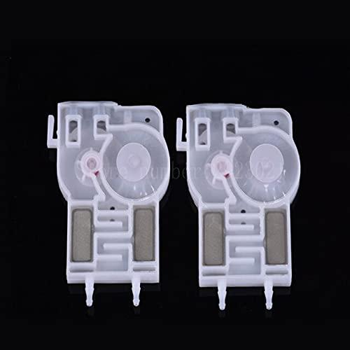satukeji Amortiguador de Tinta de 10 Piezas para volcador de Tinta Epson DX7 / Amortiguador de Tinta solvente ecológico para Amortiguador de xenón Inteligente 5113 de Wit-Color (Color : A)