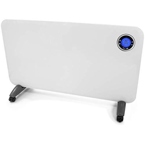 Skotek 2000W 24/7 Timer Elektrische Wandverwarming Paneel Draagbare Convector Radiator Badkamer Veilig