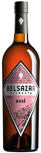Belsazar Rose Vermouth, Rosé Wermut aus dem Schwarzwald, Aperitif (1 x 0,75 l)
