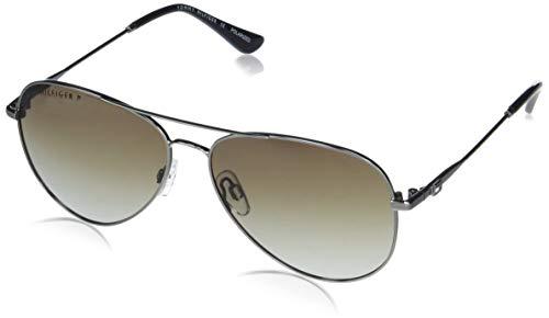 Tommy Hilfiger Men-Women Aviator Sunglasses