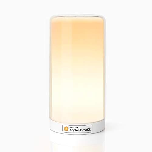 Smart Lamp, Meross Dimmable WiFi Table Lamp, Works with HomeKit (iOS13+), Alexa and Google...