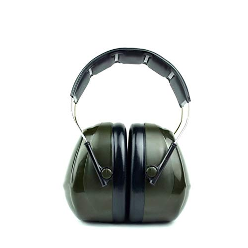 Ruisonderdrukkende ooruitlaat hoofdband ooruitlaat ruisonderdrukkende koptelefoon voor het helpen verminderen schadelijke ruis voor schieten bouw