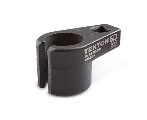 TEKTON 3/8 Inch Drive x 7/8 Inch Offset 6-Point Oxygen Sensor Socket | 47749