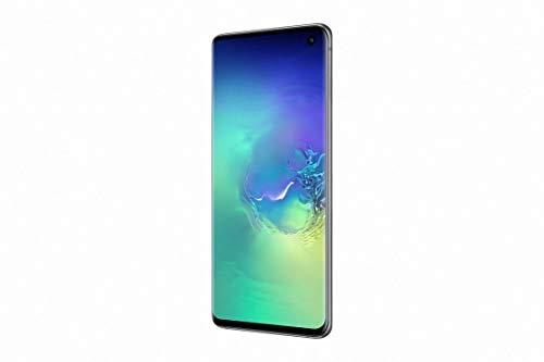 Samsung Galaxy S10 Dual SIM, 512 GB interner Speicher, 8 GB RAM, prism Grün, [Standard] Italienische Version