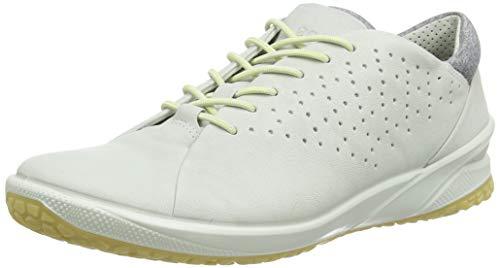 Ecco Damen BIOMLIFE Sneaker, Weiß (White 1007), 39 EU