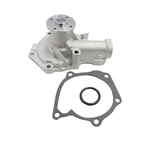 DNJ WP155 Water Pump/For 1999-2005/ Chrysler, Dodge, Mitsubishi/Eclipse, Galant, Sebring, Stratus/ 2.4L/ SOHC/ L4/ 16V/ 2351cc/ 4G64