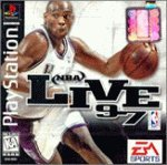 NBA Live 97 by Electronic Arts