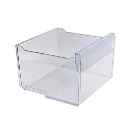 Schublade Gefrierkasten Gefrierschubfach Schubfach Behälter Fach Kühlschrank ORIGINAL Bauknecht Whirlpool 481010596938