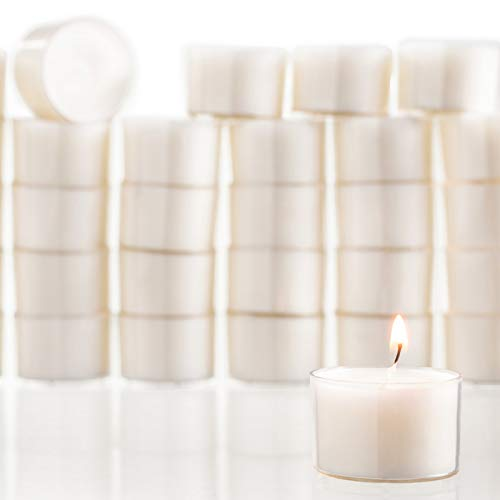 Stock Your Home White Unscented Tealight Candles (Set...