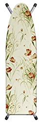 Laundry Solutions by Westex IBCAIE254POP 3-Layer Ironing Board Cover