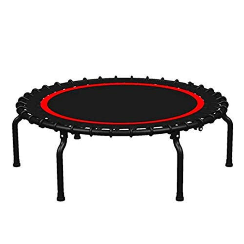 Find Discount Mini Trampoline Jumping Bed 40 Inches Can Be Folded Fitness Exercise Sport Jumping Bed...