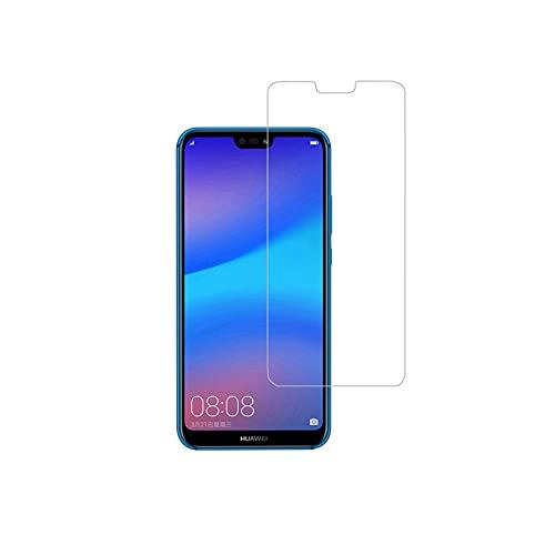2 piezas de vidrio templado para Huawei P20 Lite Vidrio para Huawe P40 Light E P30 P 40 20 Pro P10 Plus P9 Mini P8 Protector de pantalla Película de seguridad, p30 lite