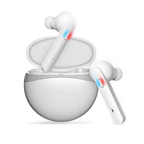 Wireless Earbuds Headphones, GEEKERA True Wireless Earphones Bluetooth...