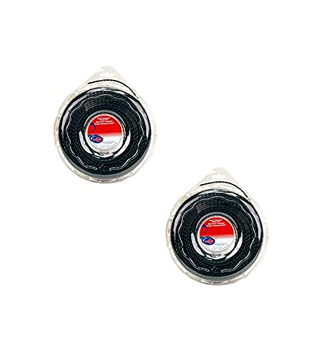 2 Pack of Replacement Trimmer Line Max 45% OFF Trimmers Donuts for String # [Alternative dealer]