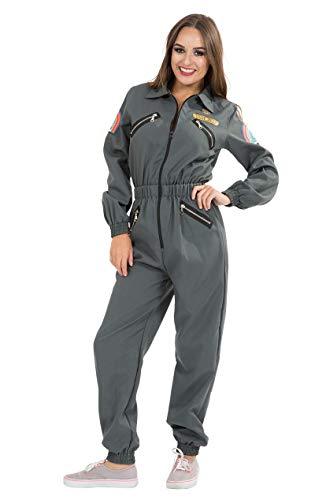 ORION COSTUMES Mujer disfraz de heroína de ciencia ficción Halloween película