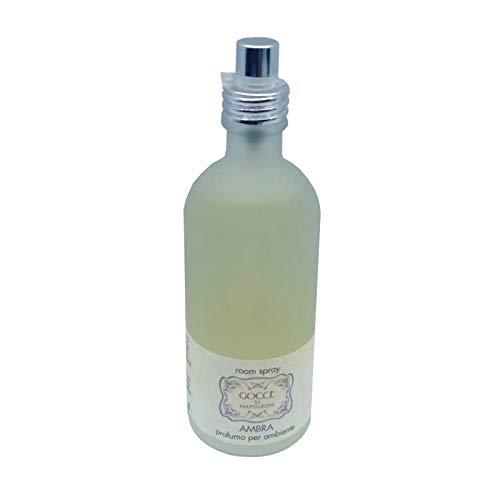 Gocce di Napoleon Ambra Profumo Ambiente 100 ml Spray