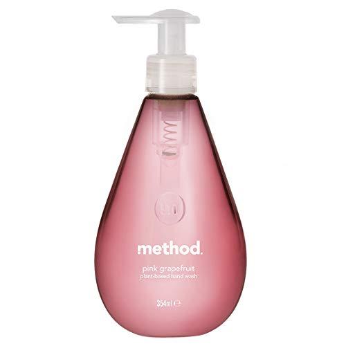 Method Handwäsche, Pink Grapefruit, 354 ml, 6 Stück