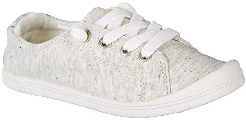 Jellypop Lollie (13-5) Girls' Casual Shoe Grey in Size 2