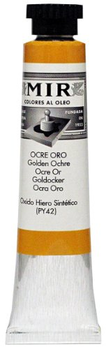 OLEO MIR 20 ML. COLOR OCRE ORO