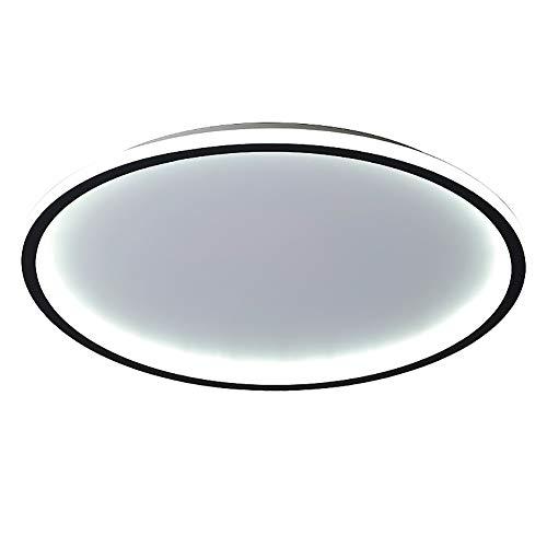 Plafondlamp 45 x 10 cm, 45W Ronde vorm LED plafondlamp keuken balkon veranda Moderne vlakverlichting