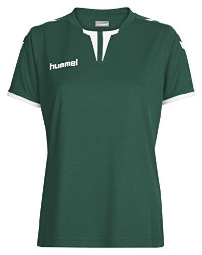 Hummel Damen Trikot Core Short Sleeve Jersey, Evergreen, XXL