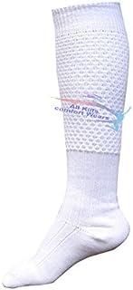 Mens New Bubling Scottish Highland Wear Long 65% Wool Kilt Hose Socks