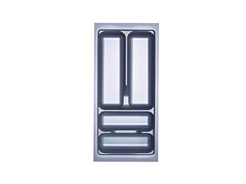 Besteckeinsatz Orga-Box I Besteckkasten 217 x 474 mm für Blum Tandembox + ModernBox im 30er Schrank