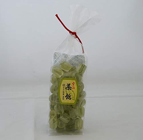 京の飴工房 株式会社岩井製菓 京飴 宇治 抹茶入水晶飴 1袋 180g入り
