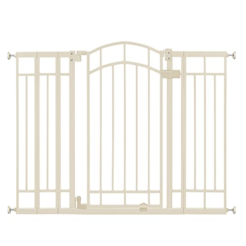 Product Image of the Summer Multi-Use Deco Extra Tall Walk-Thru Gate, Beige (28.5 - 48 Inch)