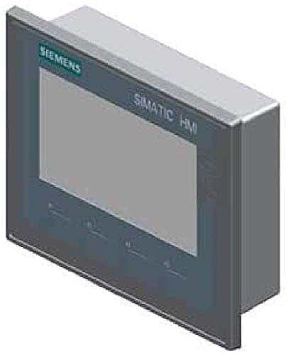 Siemens ST801–Panel Basic Vollhartmetall Simatic KTP400Display TFT 4