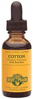 Cotton Root Bark Extract Herb Pharm 1 oz Liquid