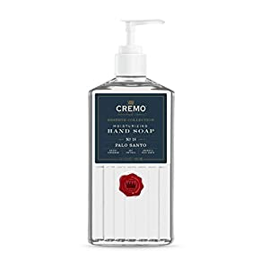 Cremo Palo Santo Reserve Collection Moisturizing Hand Soap, 13.5 Fluid Ounce - Thoroughly Cleanse Dirt & Oil 11