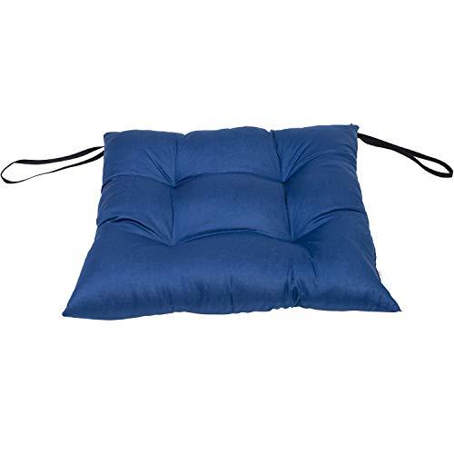 Kissen aus silikonisierter Hohlfaser, TAKImed, Anti-Dekubitus-Kissen, Kissen mit zentralem Drücken, orthopädisches Kissen für Rollstuhl.