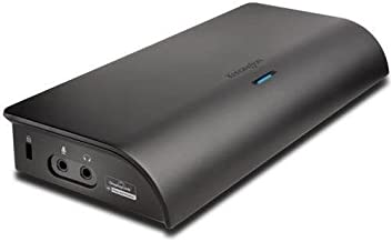 Kensington K33983AM Black SD4000 Universal USB Docking Station