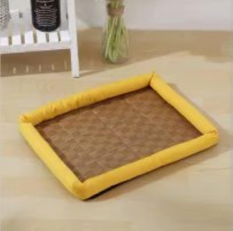 LED MALL Yellow pet mat