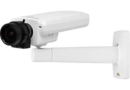 Axis P1365Mk II IP Überwachungskamera, Weiß, viele Sprachen unterstützt, Befestigung an Wand oder Decke, Metall