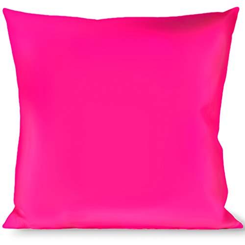 Buckle Down Cojín con Hebilla, Color Rosa