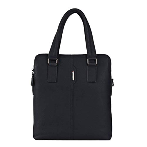 N\C Business Briefcases Leather Men's Computer Handbags European And American Men's Shoulder Messenger Bags