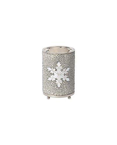 Yankee Candle Accessoires 2017 - Flocon de neige Scintillant, Melt Warmer