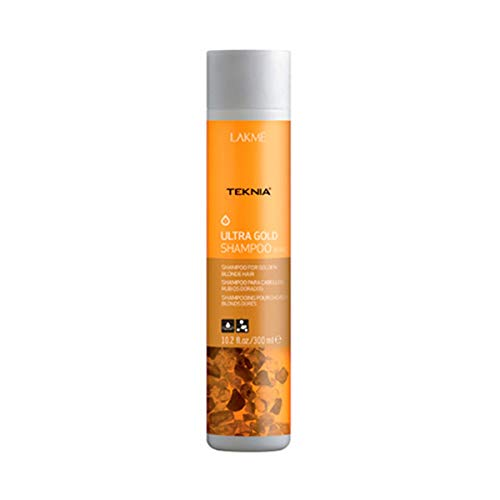 Lakmé Teknia, Shampoo (Ultra Gold) - 300 ml