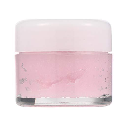 SOLUSTRE Exfoliante de Labios para Labios Hidratante Tratamiento de Labios Suave Natural Esmalte de Labios Secos Y Exfoliador de Labios