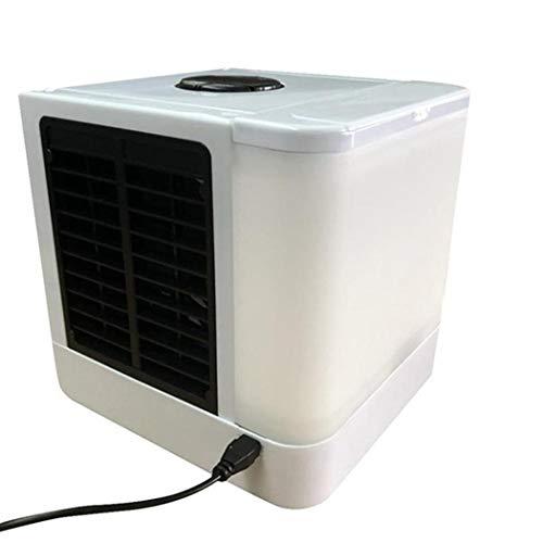 Tiowea Neue tragbare USB-Klimaanlage im Freien Bürozimmer Hotel Rapid Lüfter Mobile Klimageräte