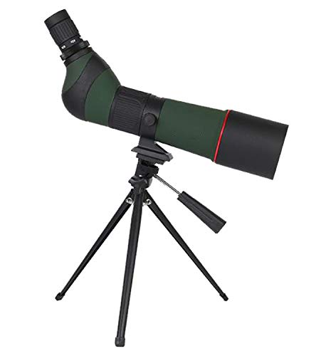 ZTBXQ Suministros para Equipos de Campamento Telescopio para niños observación de Estrellas pequeño Visor astronómico Monoculares HD de Alta magnificación para Exteriores Cielo Estrellado Ampliación: