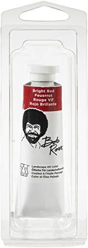 Bob Ross Landscape Oil Paint 37ml-Bright Red