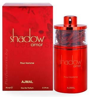 Shadow Amor para hombres – Pour Homme por Ajmal Edp 75 ml – Sándalo vainilla