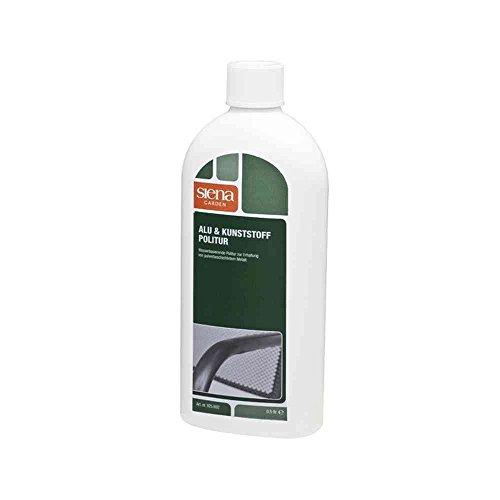 Siena Garden 925692 Aluminium & Kunststoff Politur 500 ml/Flasche