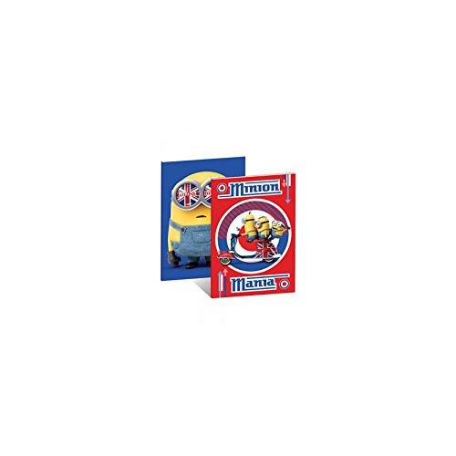 Pyramid Minions - Notizbücher 2er-Set A5 Minion Mania