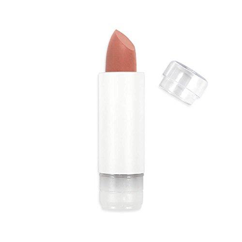 Zao Recharge Soft Touch Rouge à lèvres 433 Nude Beige mat Recharges (Bio, vegan) 111433