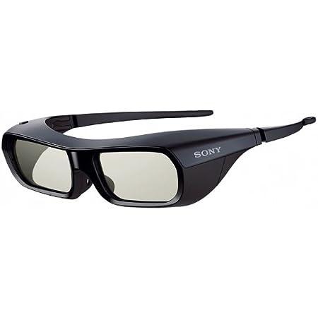 SONY 3D BRAVIA専用メガネ ブラック TDG-BR250-B